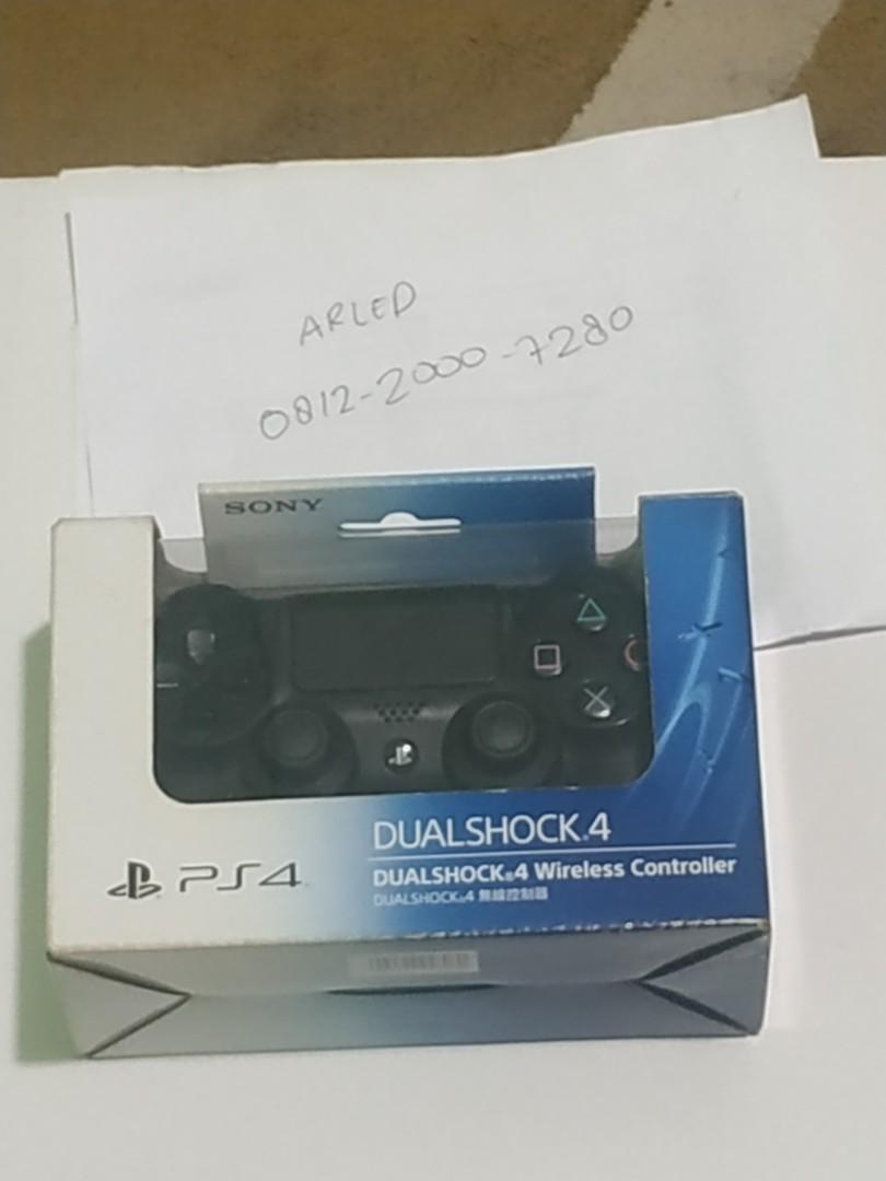 Stick Ps4 Controller Original Sony