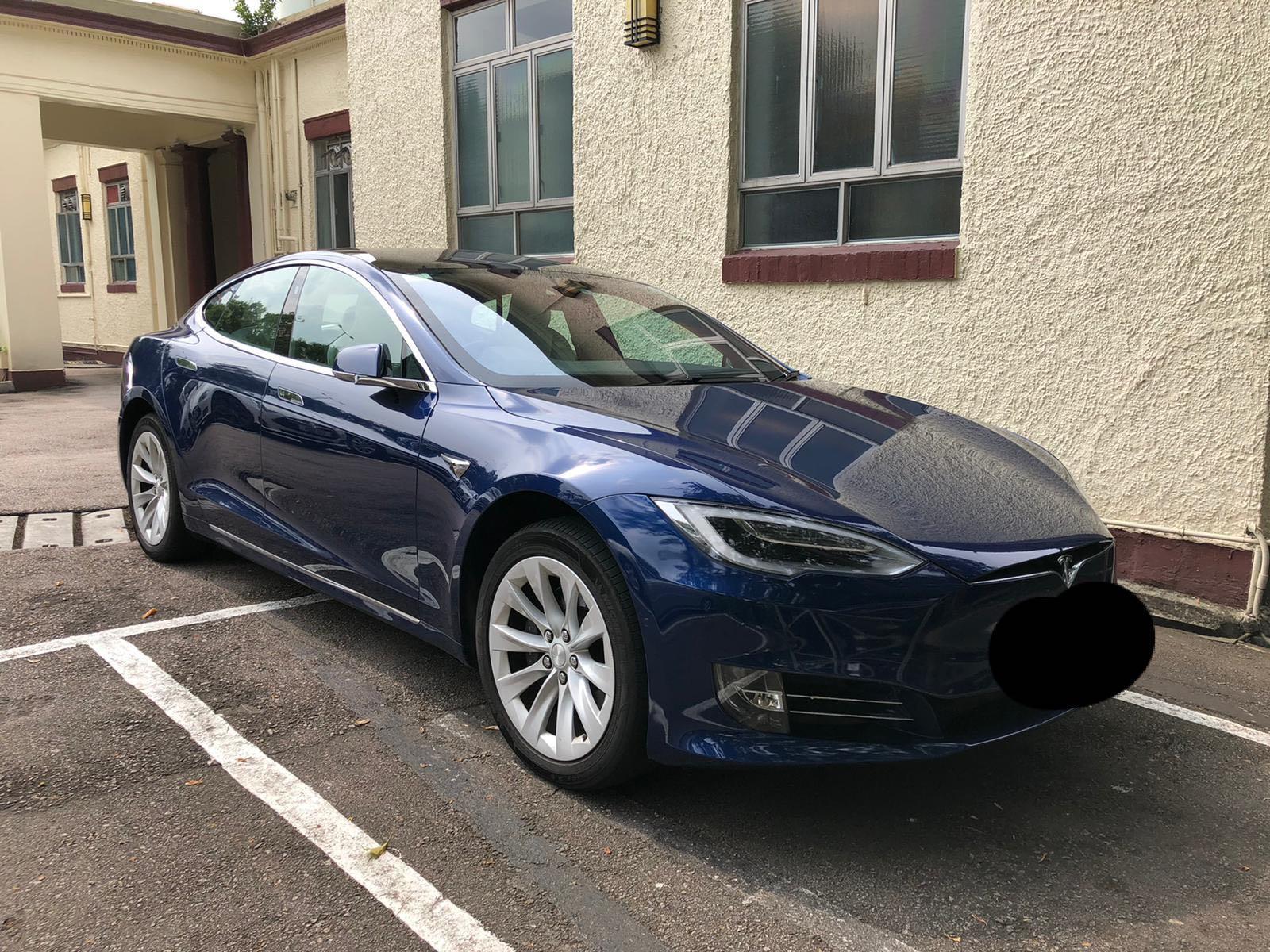 Tesla Model S 90D Auto