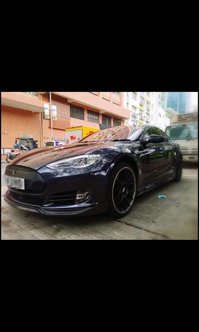 Tesla S P85d Auto