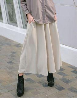 Thenblank Flare Skirt