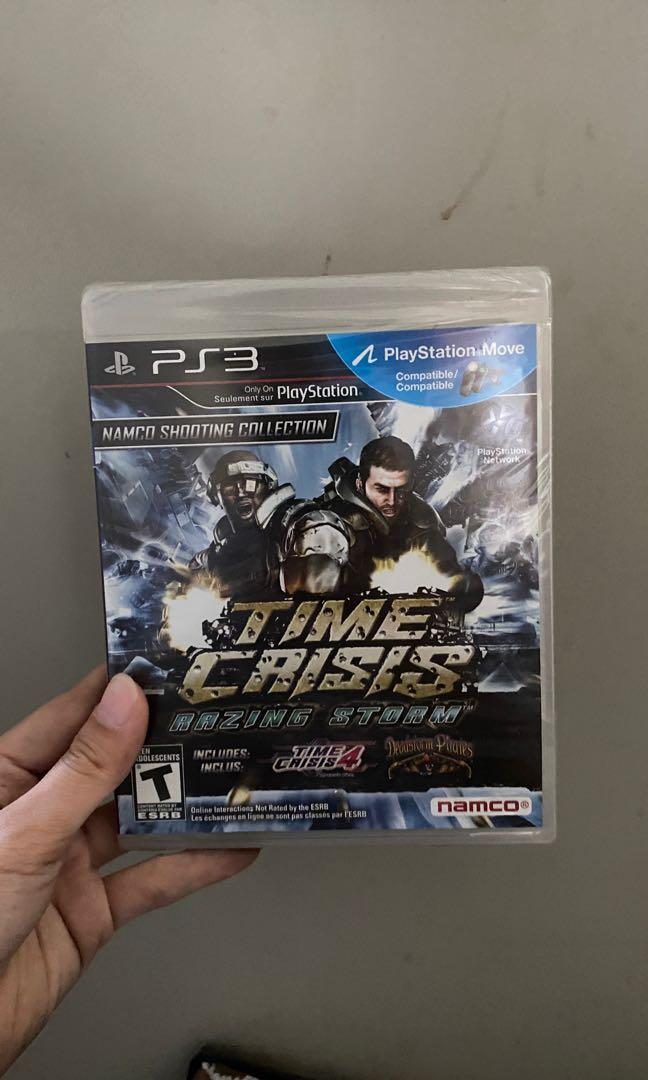 Time crisis razing storm ps3