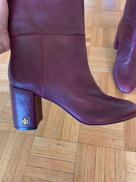 Tory burch long boots