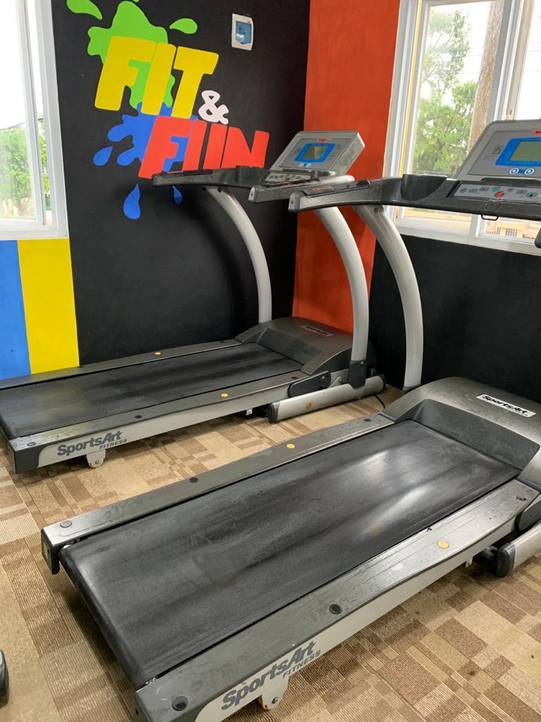 Treadmill elektrik Sport art