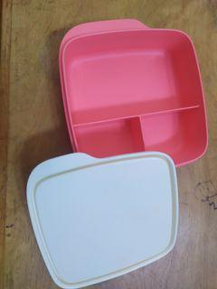 Tupperware Lolly Tup Lunch Box