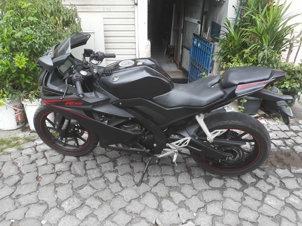 Yamaha all new r15 vva