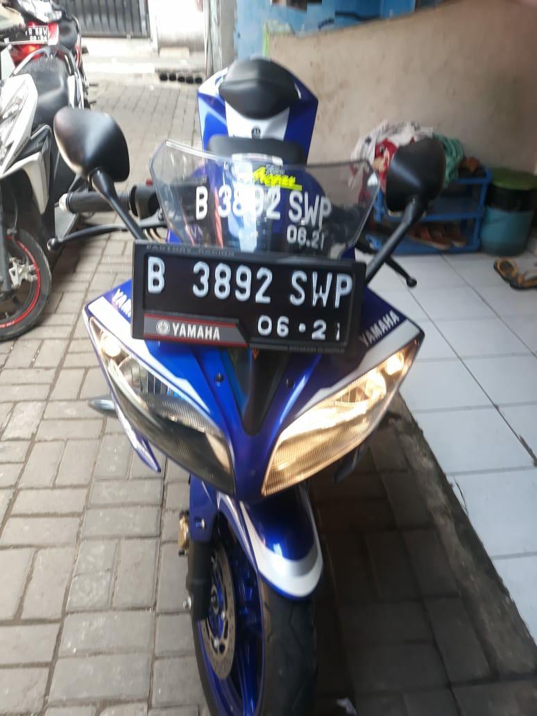 Yamaha R15 tahun 2016