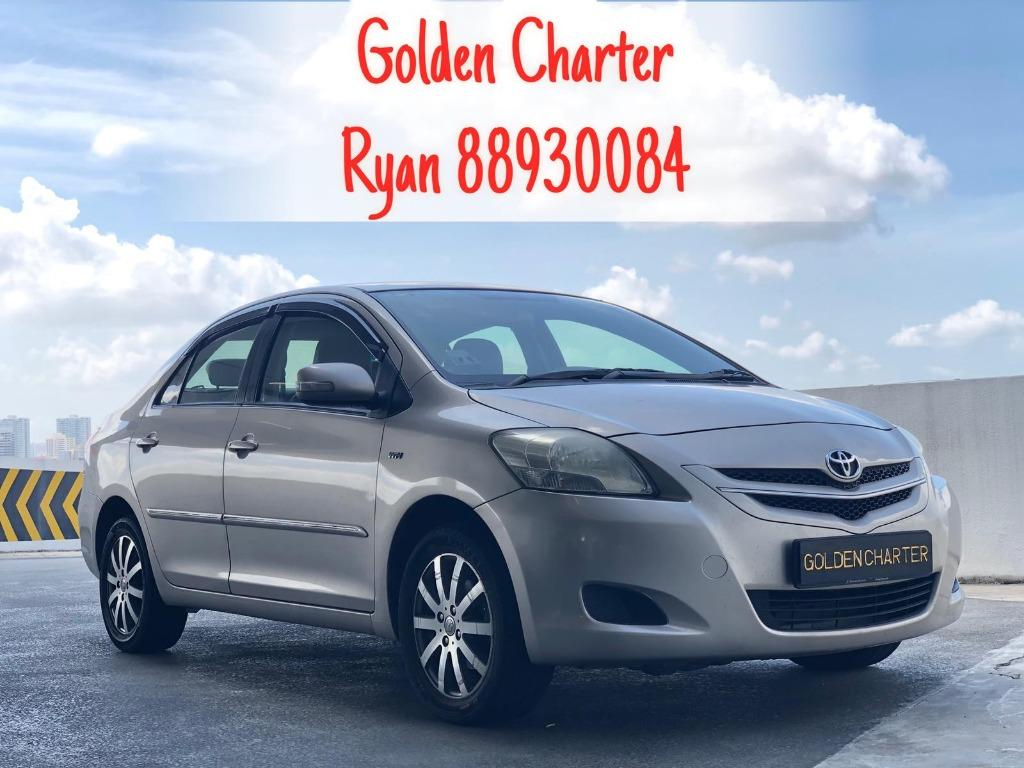 05/09 8893 0084 Ryan Sept Promotion ! While Stocks Last ! Toyota Vios 1.5 Available For Rent!!! Go-Jek Rebate, Grab, Ryde, PHV, Personal Usage Available! While Stocks Last ! Rent Car ! Car Rental ! Cheap Rental Car !