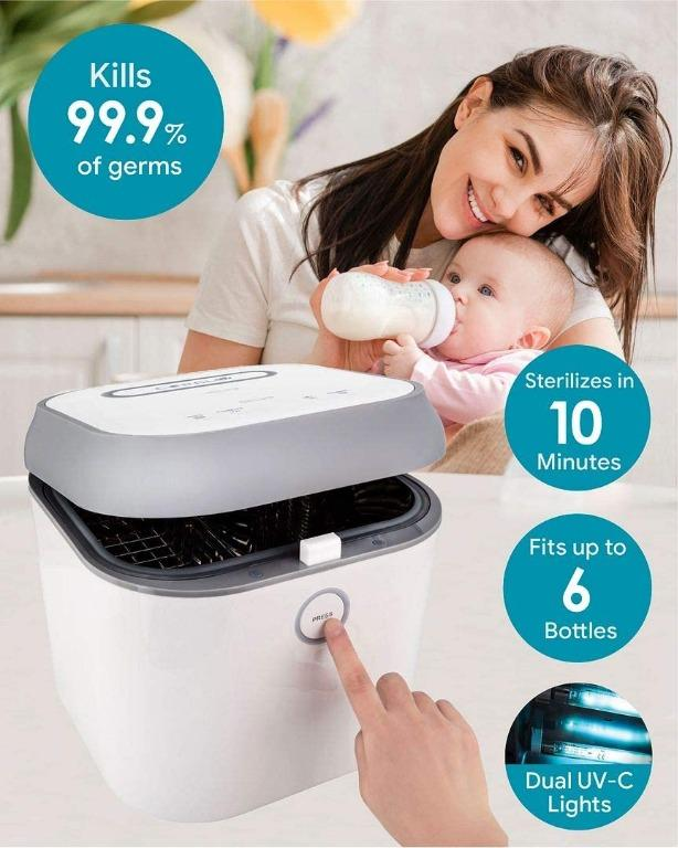 3 in 1 UV Sterilizer and Dryer by Coral UV