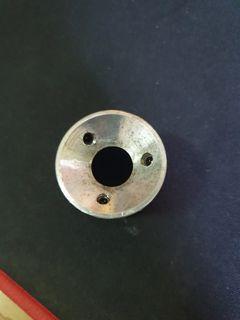 直通管 消音尾塞 28mm孔徑