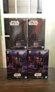 全新 日版 star wars 豪塊 Darth Vader 可著燈