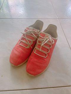 正品adidas 小350 椰子 24.5 boots