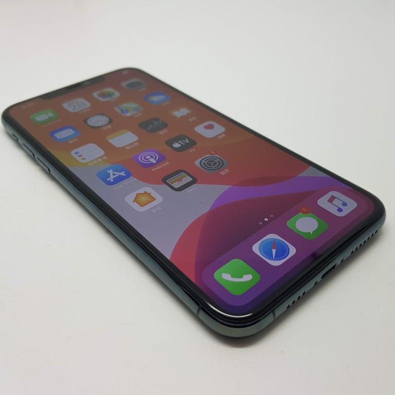 Apple iPhone 11 Pro 64G 夜幕綠
