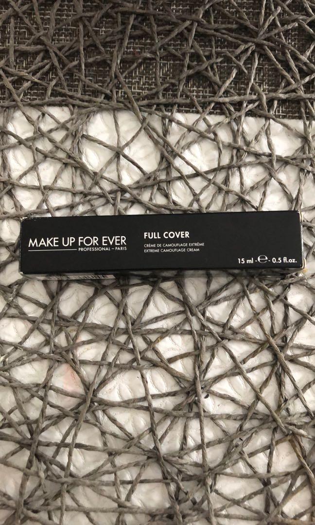 BNIB Make Up For Ever Full Cover Concealer