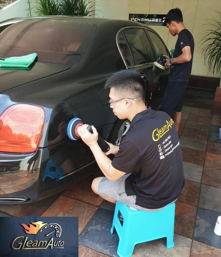 Car Groomer (mobile team)