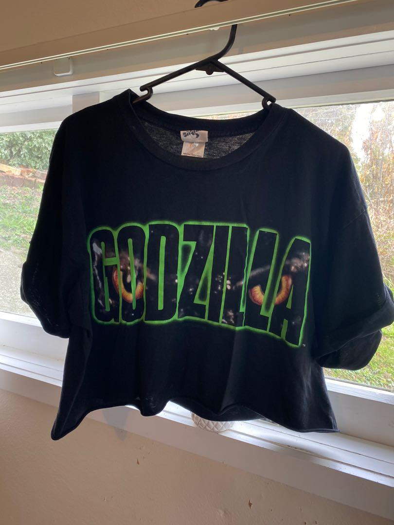 Godzilla crop