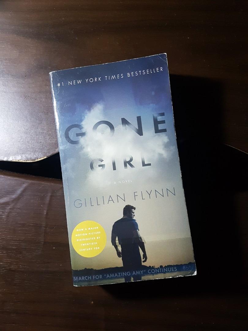 (二手)Gone Girl 控制 原文小說