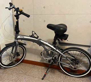"Hito X4 Folding Bike 20"""