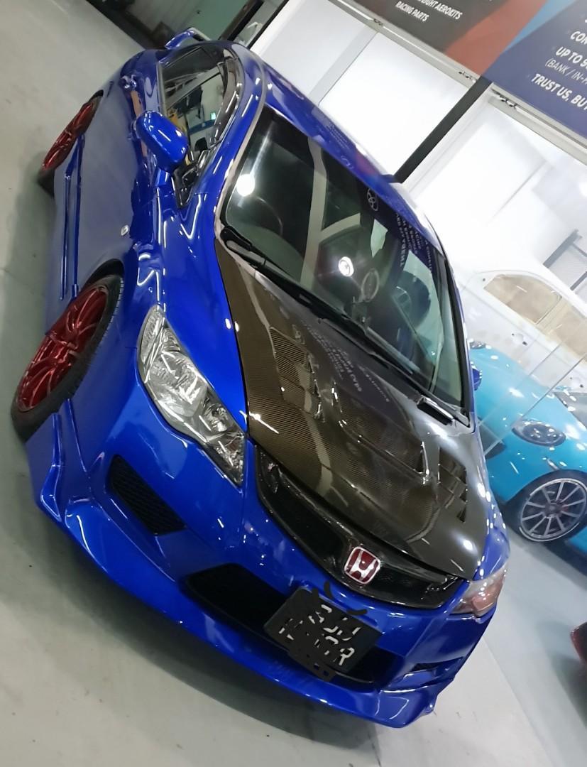 Honda Civic fd2r Type R Manual