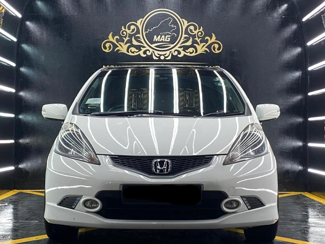 Honda Jazz 1.5 S Skyroof i-VTEC (A)
