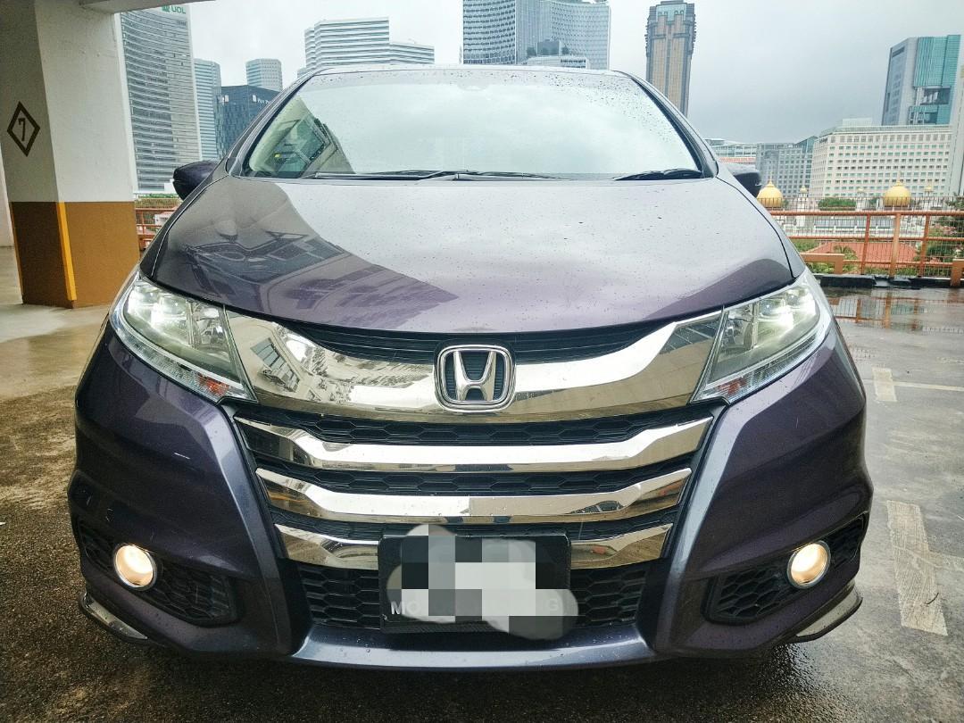 Honda Odyssey hybrid absolute Auto