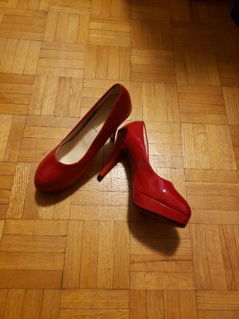 Ladies Red heels