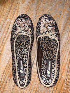 Leopard Print Flatd