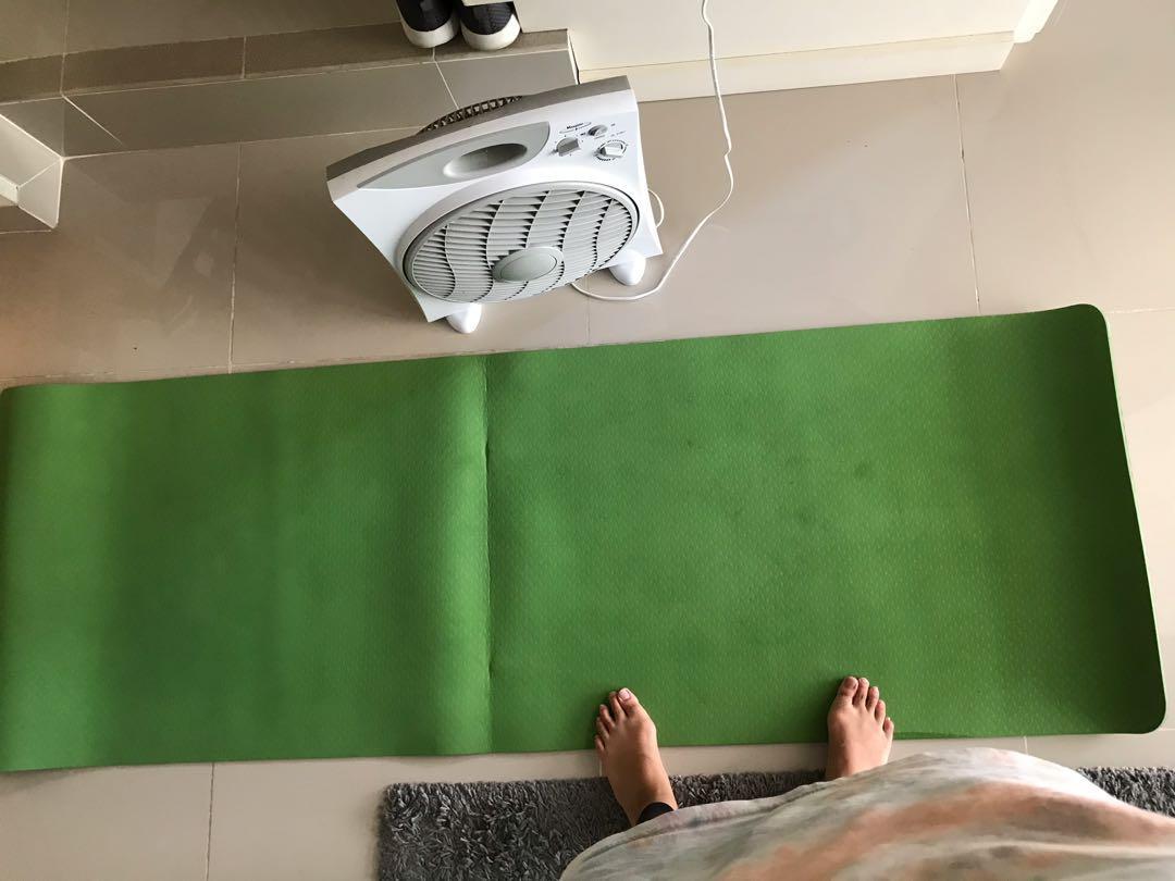 DIJUAL CEPAT Matras Yoga / Workout