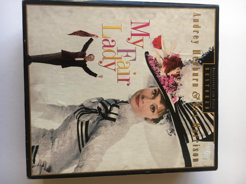 """""""My Fair Lady"""" 2VHS+ Collectors' Edition"""