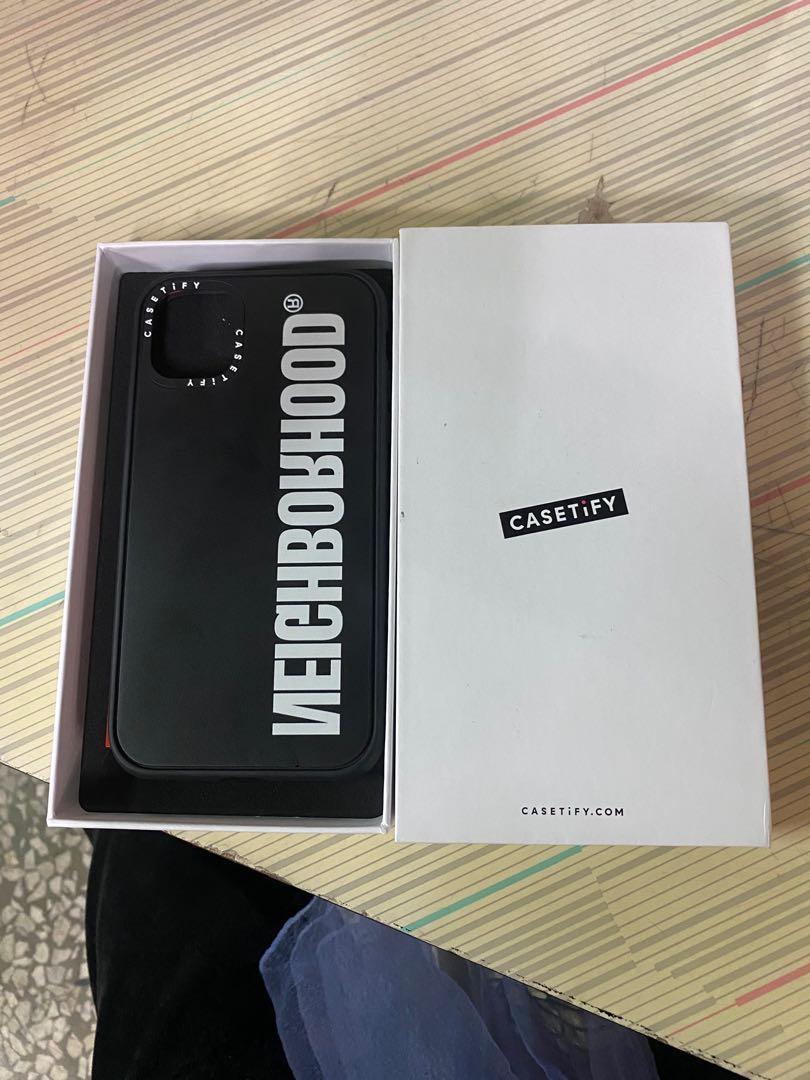 neighborhood  x casetify 手機殼 全新 I11