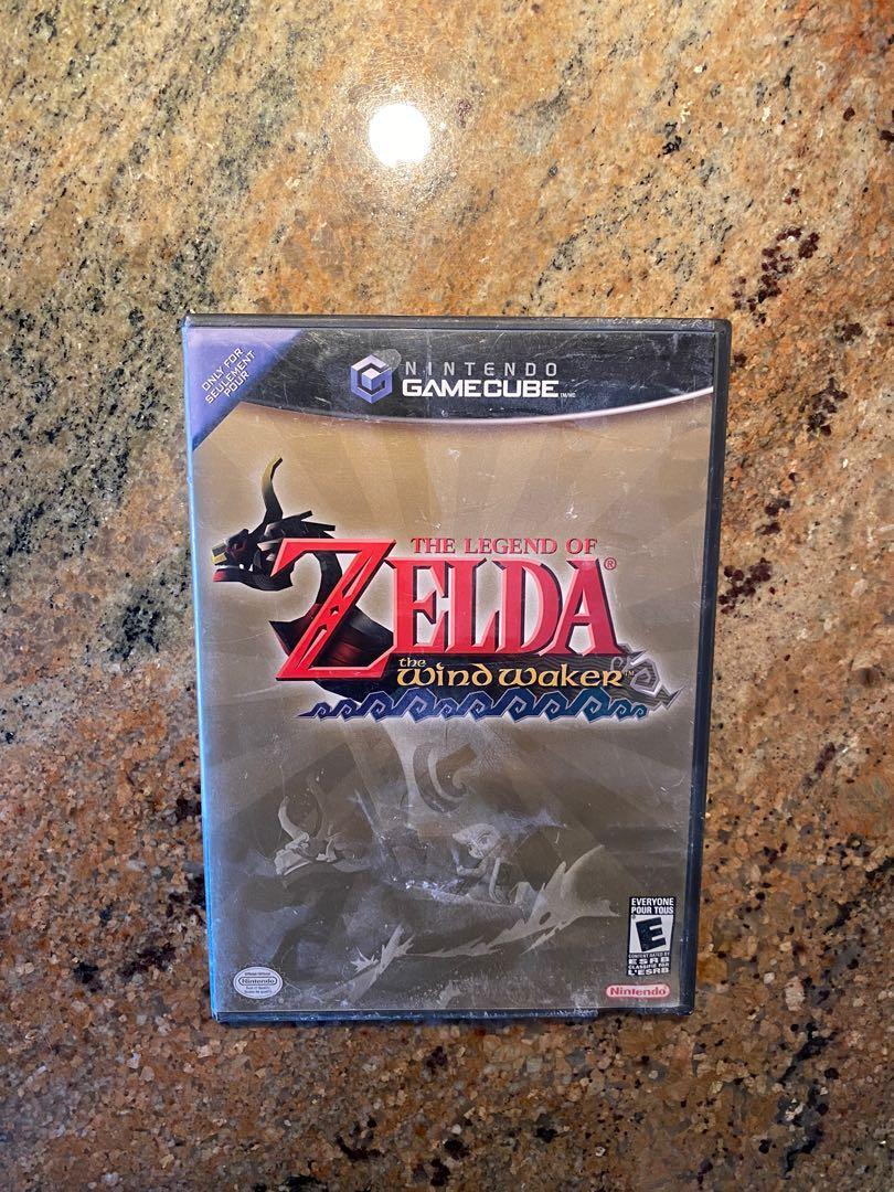 Nintendo Gamecube Zelda Windwaker