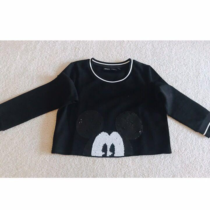 ONLY Disney Series Cropped Top