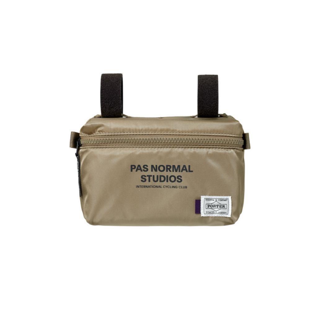 Pas Normal Studios x Porter-Yoshida  Handlebar pouch