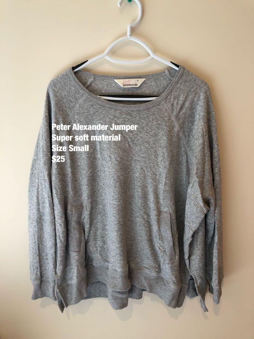 Peter Alexander Jumper