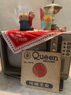 復古經典黑膠老唱片Queen女王/鳴鳳唱片