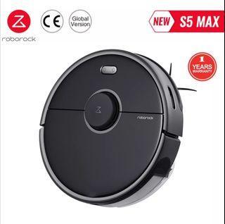 Ready Stock Roborock S5 Max / S6 MaxV / S6 Pure robot vacuum