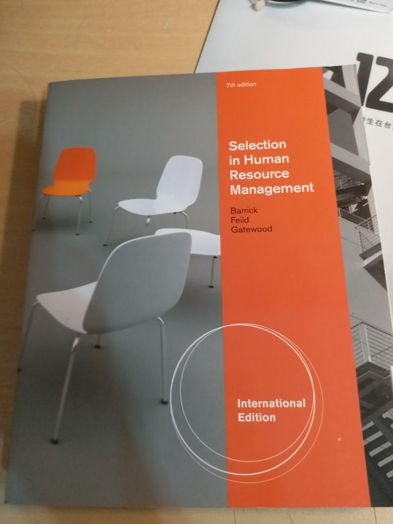 Selection in Human Resource Management