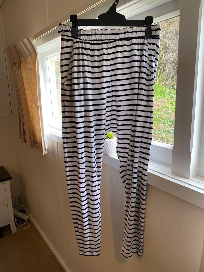 Silent theory pants