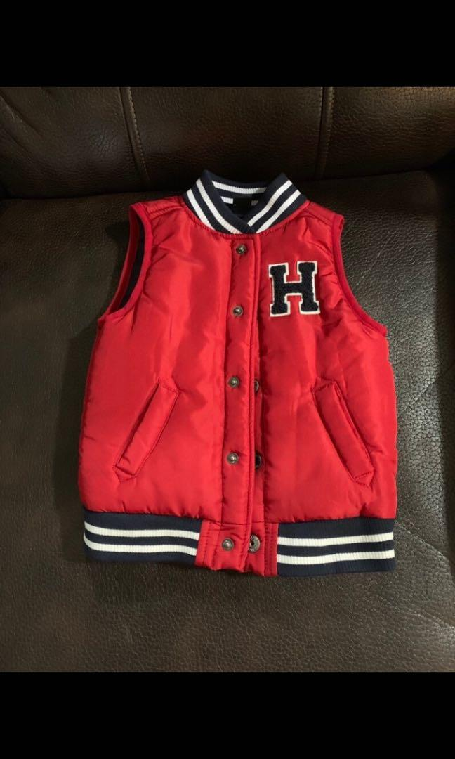 Tommy Hilfiger vest new without tags. Size 12months