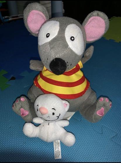 Toopy and Binoo plush toy