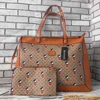 Tote Bag Mickey Gucci