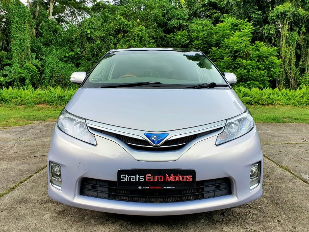 Toyota Estima Hybrid 2.4 X (A)