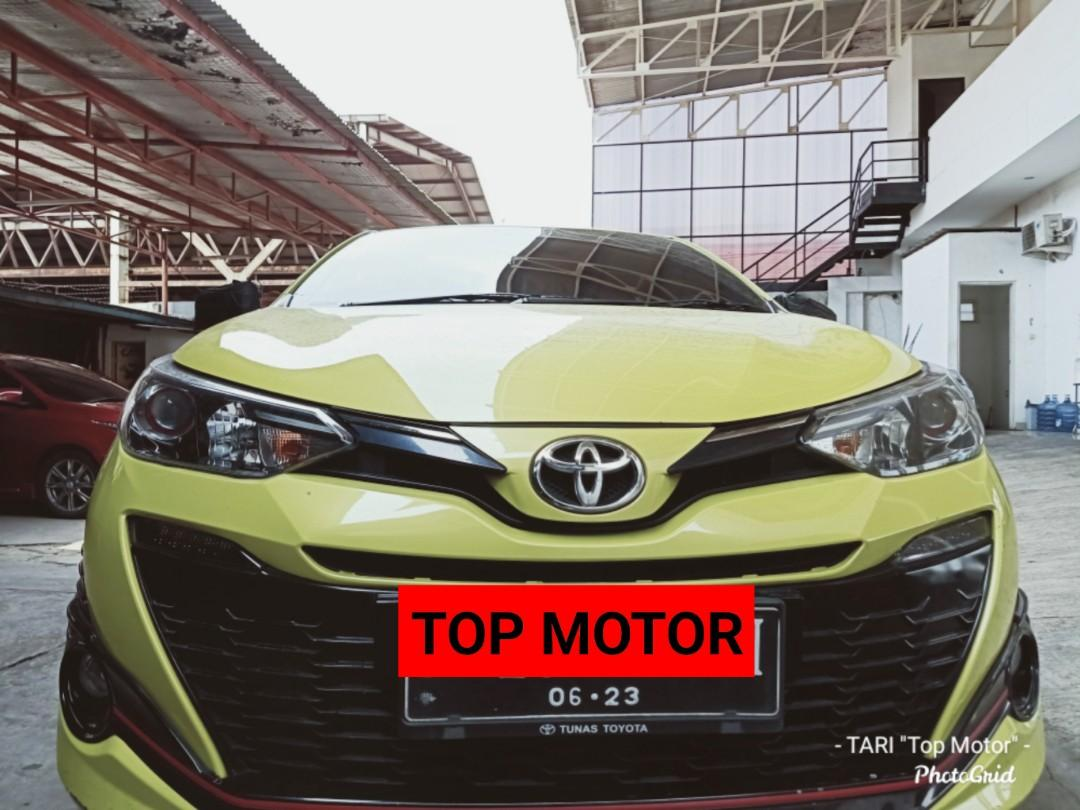 Toyota yaris s trd at th 2018