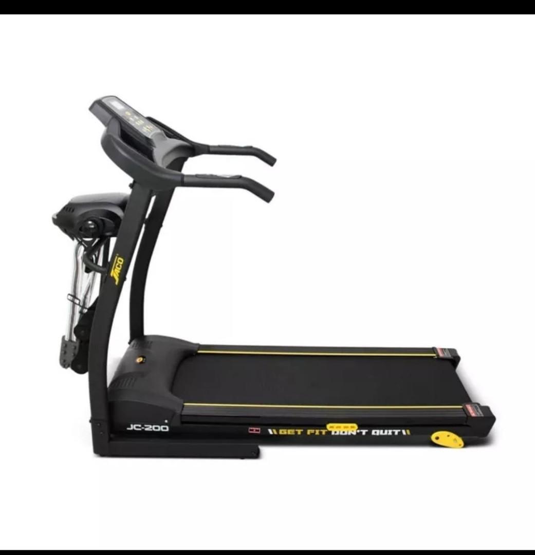 Treadmill JC 200 ( Kredit )