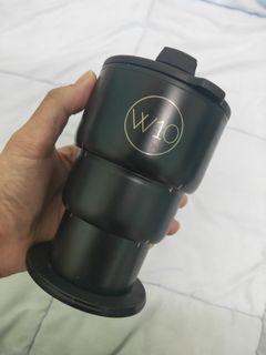 英國W10摺疊杯