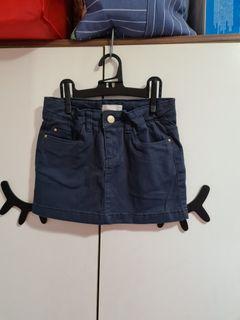 Zippy girls mini skirt