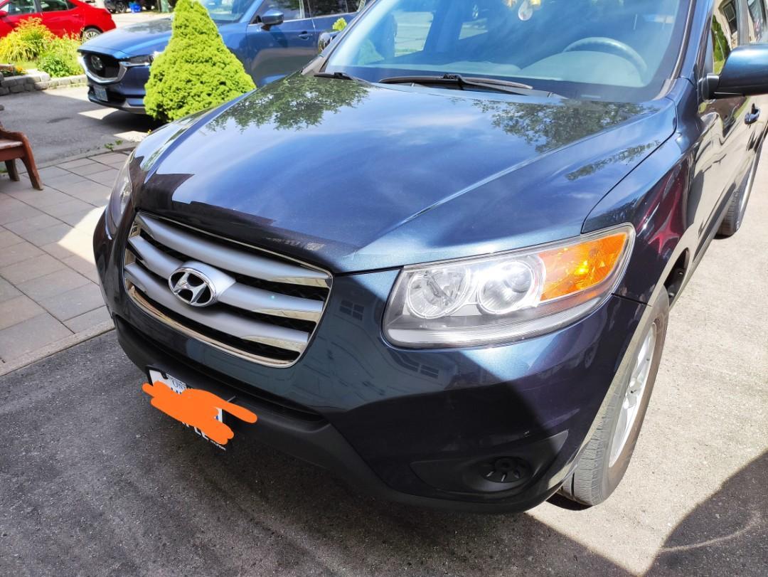 2012 Hyundai Santa Fe - Excellent condition