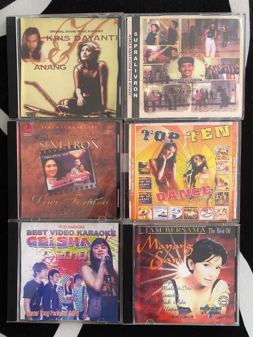 6 DVD Indonesia