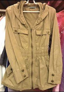 T-PARTS口袋造型外套