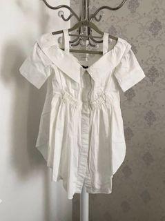 (六款)上衣系列服飾-露肩、綁帶、漸層、點點、條紋、紗背心