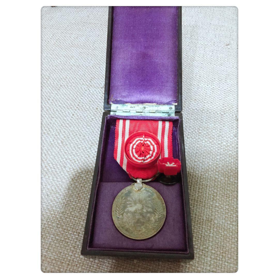 日本 早期徽章 / 明治二十一年 / 西元1888年